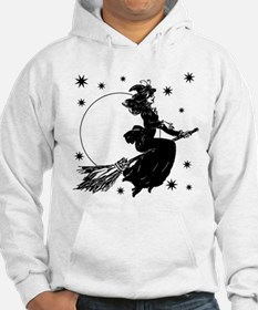 Old Fashioned Witch Hoodie