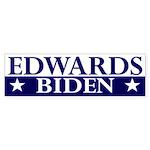 Edwards-Biden 2008 bumper sticker
