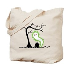 Cute Ghost Tote Bag