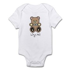 hug me Infant Bodysuit