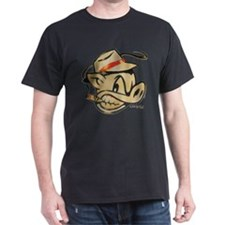 Smokin Pig by Elliott Mattice T-Shirt