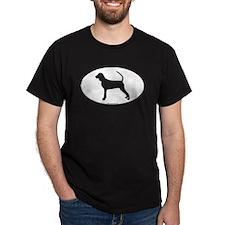 BT Coonhound Silhouette T-Shirt