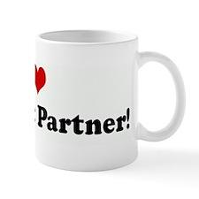 I Love My Stunt Partner! Mug