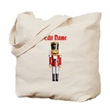Nutcracker Canvas Totes