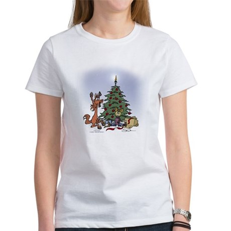 A Kid for Christmas Women's T-Shirt