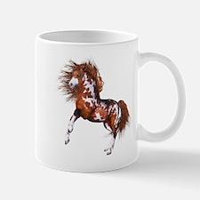 Native Horse Mug