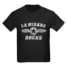LA MIRADA ROCKS T