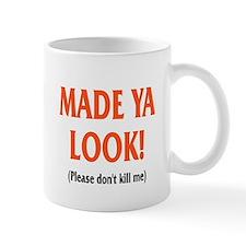 Muhammad Cartoon Small Mug
