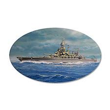USS Colorado, BB 45 Wall Decal