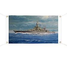 USS Colorado, BB 45 Banner