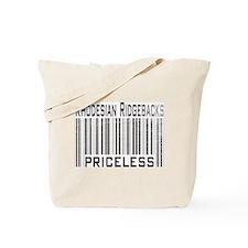Rhodesian Ridgeback Dog Owner Tote Bag