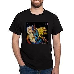 The Moondog and His Mistress T-Shirt