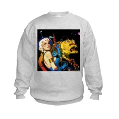 The Moondog and His Mistress Sweatshirt
