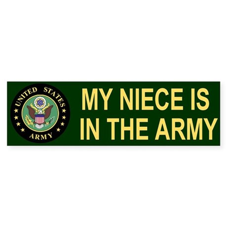 My Niece Is In The Army