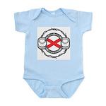 Alabama Softball Infant Bodysuit