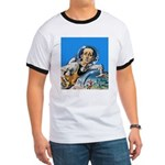 The Nerd From Outer Space Ringer T