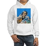 The Nerd From Outer Space Hooded Sweatshirt