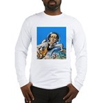 The Nerd From Outer Space Long Sleeve T-Shirt