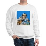 The Nerd From Outer Space Sweatshirt