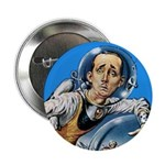 The Nerd From Outer Space Button