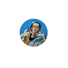 The Nerd From Outer Space Mini Button (100 pack)