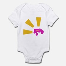 Pimp My Tractor Infant Bodysuit
