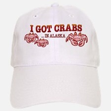 I GOT CRABS IN ALASKA Cap