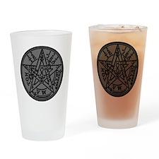 TETRAGRAMMATON Drinking Glass