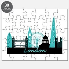 London landmarks Puzzle