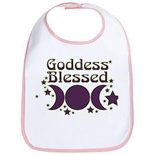 Goddess Blessed Bib
