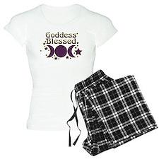 Goddess Blessed pajamas