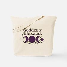 Goddess Blessed Tote Bag