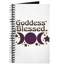 Goddess Blessed Journal