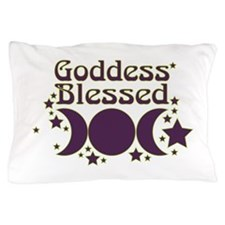 Goddess Blessed Pillow Case