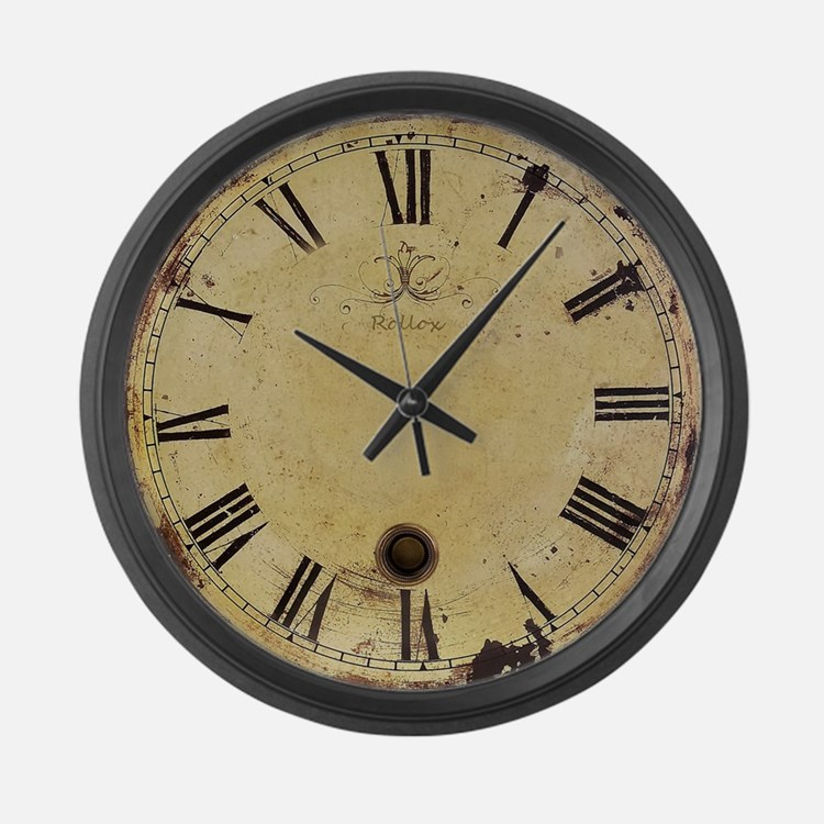 vintage clocks vintage wall clocks large modern