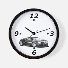 Bugatti Veyron, Wall Clock