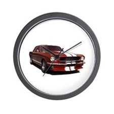 1964 Ford Mustang, Wall Clock