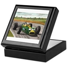 Jim Clark, Keepsake Box