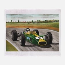 Jim Clark, Throw Blanket