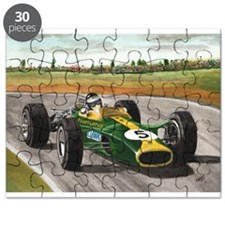 Jim Clark, Puzzle