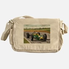 Jim Clark, Messenger Bag