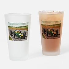 Jim Clark, Drinking Glass