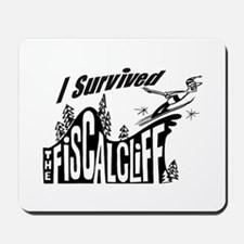 Fiscal Cliff Mousepad
