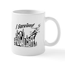 Fiscal Cliff Mug