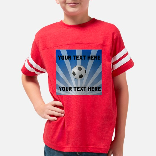Personalized Soccer Youth Football Shirt