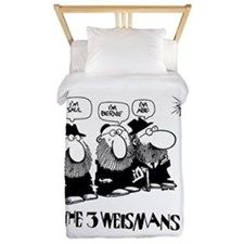 The 3 Weisman Twin Duvet