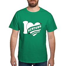 I Love Newtown T-Shirt