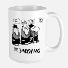 The 3 Weisman Coffee Mug