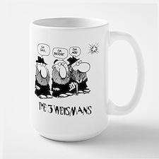 The 3 Weisman Mug