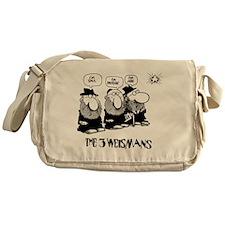 The 3 Weisman Messenger Bag
